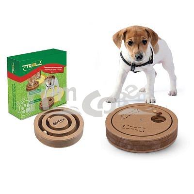 Игрушки для собак развивающие