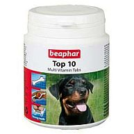 BEAPHAR Top 10 For Dogs – пищевая добавка для собак, L-карнитином